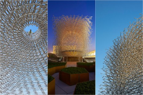 Milan EXPO The Hive